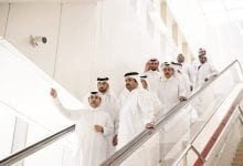 Deputy Amir assesses progress of Doha Metro project