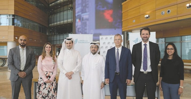 Sidra Medicine signs pact with QU Health