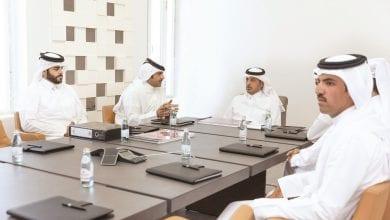 Prime Minister visits Qatar Media Corporation