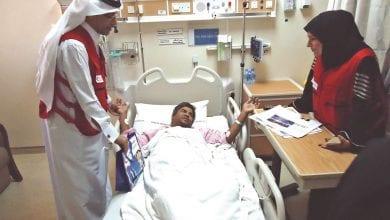 QRCS spends QR4.5mn to treat 354 patients in Qatar