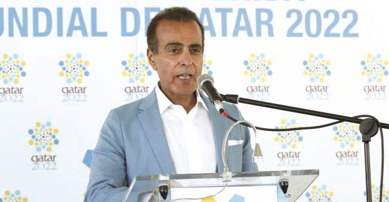 Qatar embassy in Spain hosts 2022 World Cup celebration