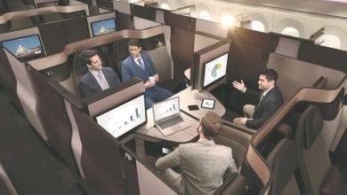 Qatar Airways launches Qsuite on Mumbai, Bengaluru routes