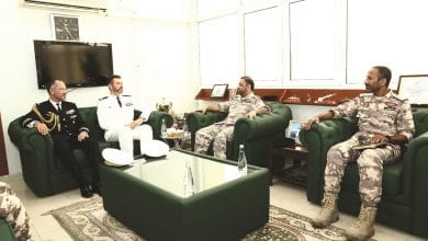 Amiri Naval Forces hold joint exercise with French navy