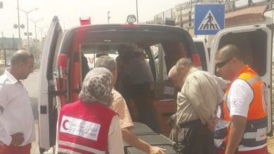 QRCS donates two ambulances to PRCS
