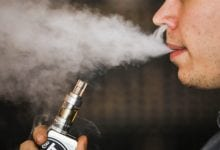 E-cigarette flavorings may damage blood vessels and heart
