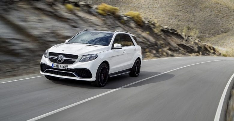Mercedes Benz GLE-Class 2016 model recalled