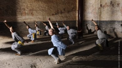 Ministry hosting Chinese martial arts performance