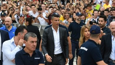 "Ronaldo in the first meeting with journalists: ""I am different from others"""