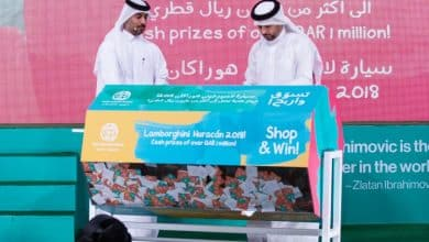 Nine shoppers win QR 400,000 in cash prizes at Qatar Summer Festival 2018's first raffle draw