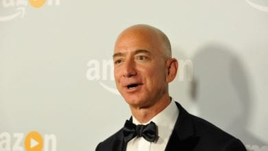 Amazon's Jeff Bezos is now world's richest, topping $150 billion