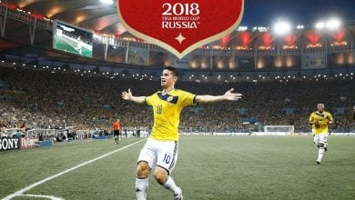 Watch... The most beautiful 20 goals in the 2018 World Cup
