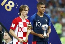 Golden Ball Winners in World Cup History