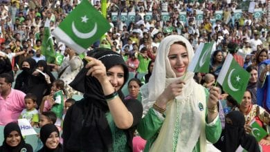Expat Pakistanis celebrate Independence Day with zest