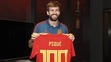 Gerard Pique announces his retirement from International Football