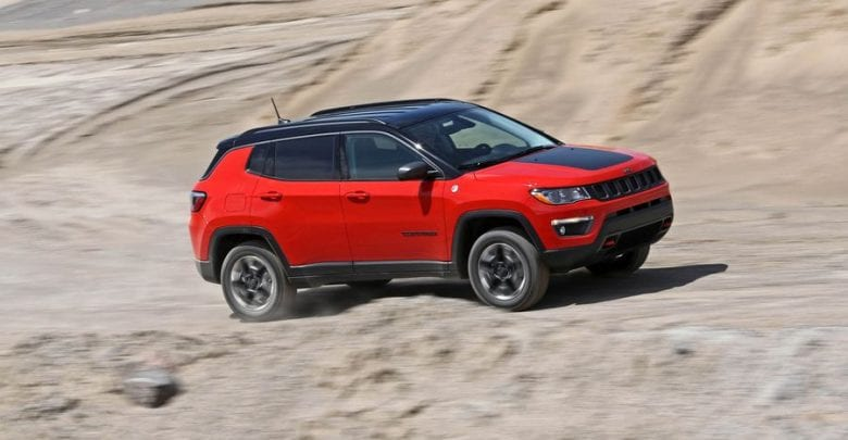 """Jeep"" launches its new car ""Compass"""