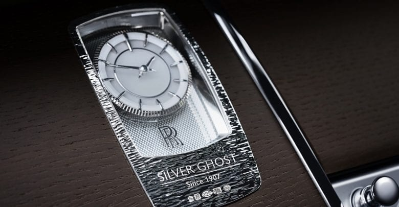 Rolls-Royce unveils exclusive Silver Ghost