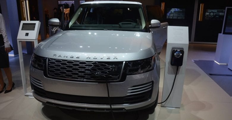 Electric Rangie: 2019 Range Rover Sport P400e gets 31 miles of EV power