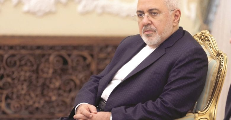 Iran's foreign minister: U.S. will not stop Iran oil exports