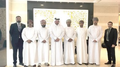 HIA hosts Salalah team