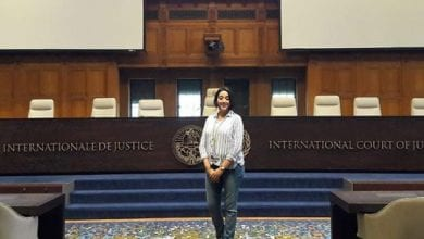 HBKU student joins summer course at The Hague Academy