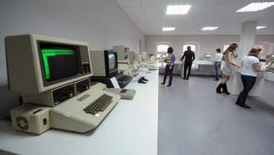 New 'Apple Museum' in Moscow shows off three decades of rare and unusual machines - including a 1978 Apple II which still works