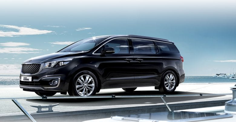 Recall of Kia Carnival models