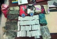 Ruwais Customs confiscates 5.7 kg of hashish