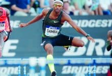 Qatar's Samba enjoys hurdles challenge