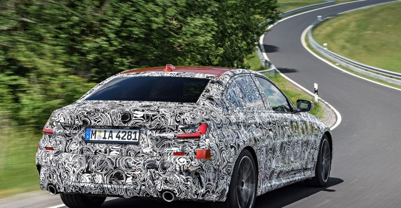 """The new BMW 3 Series Sedan - endurance test in the """"Green Hell"""""""