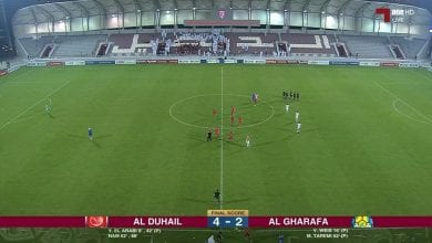 El Arabi double helps Duhail power past Al Gharafa