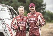 Qatar's Abdulla storms into lead at Baja Poland