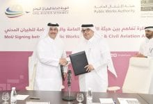 Ashghal, CAA sign pact for weather alerts on roads