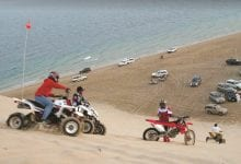 MME taking steps to facilitate winter camping in Sealine
