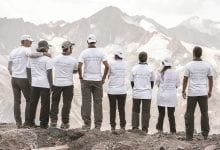 Qataris scale Mount Elbrus to raise mental health awareness
