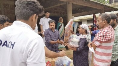 Generation Amazing coaches support flood relief efforts in Kerala