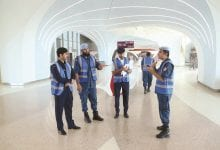 Mock drill on contingency scenario in Doha Metro