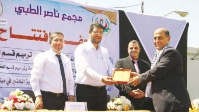 QRCS reopens cardiac department in Gaza Hospital