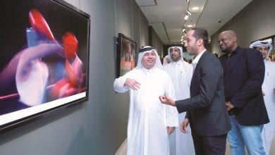 Over 40 images on display at 'Sports Moments' exhibition at Katara