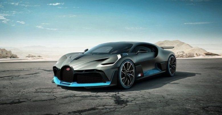 "More expensive than gold .. Bugatti launches ""Divo"" car dreams!"