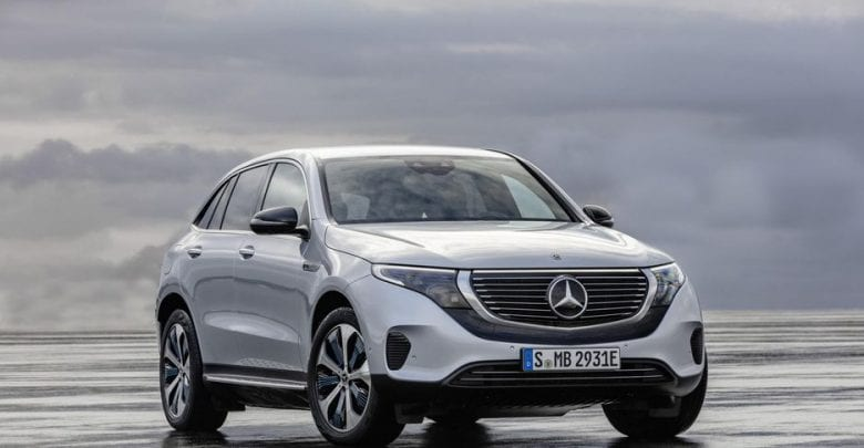Mercedes-Benz unveils EQC SUV, the electric future for a storied brand