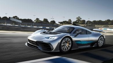 Mercedes-Benz gives first glimpse of F1-powered Project One hypercar