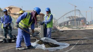 International officials laud Qatar's achievements in workers' rights