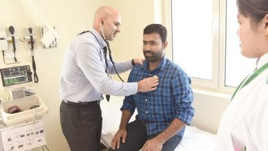 Over 32,000 patients visited HMC's Internal Medicine Clinic in 2017