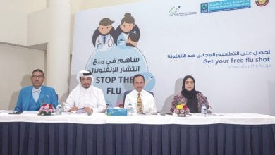 Influenza immunisation campaign launched