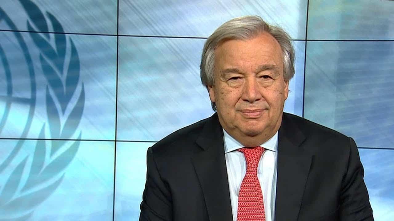 UN Secretary General appreciates Qatar's aid to Gaza to get fuel