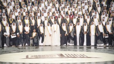 QU graduates 41st batch of male students