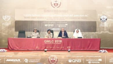 Qatar Military Logistics Conference 2018 kicks off