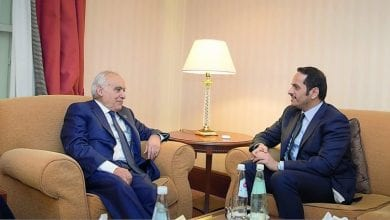 Qatar affirms support for stability in Libya