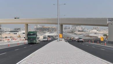 Ashghal partially opens three new bridges on Al Khor Expressway