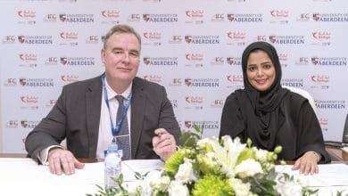 AFG College with the University of Aberdeen and Bedaya sign MoU